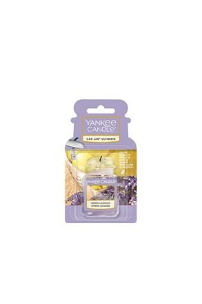 Żelowa zawieszka do samochodu Yankee Candle Lemon Lavender