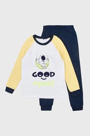 Świecąca chłopięca piżama Good Night