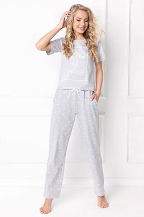 Damska piżama Hearty długa