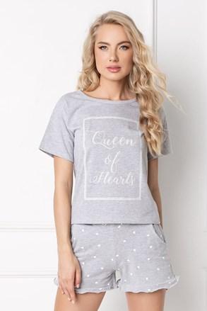 Damska piżama Hearty