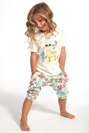 Piżama dziewczęca Hola