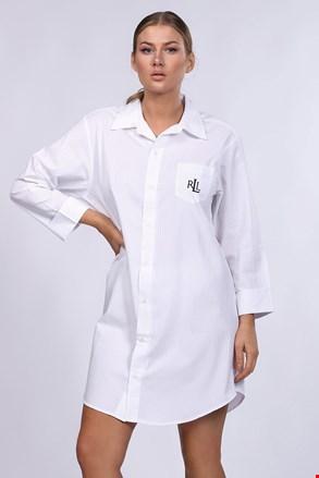 Damska koszula nocna Ralph Lauren biała