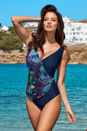 Jednoczęściowy damski kostium kąpielowy Jessica Blue
