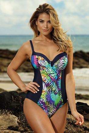 Jednoczęściowy damski kostium kąpielowy Bali I