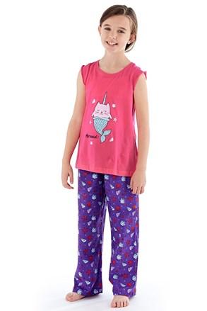 Piżama dziewczęca Mermaid