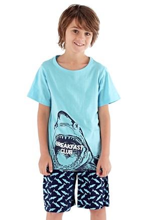 Chłopięca piżama Shark