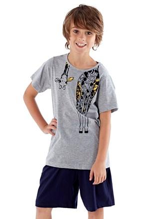 Chłopięca piżama Giraffe