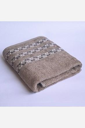 Ręcznik bambusowy Kiara szary