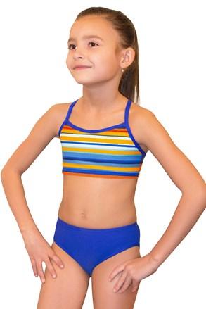 Dwuczęściowy dziewczęcy kostium kąpielowy Klara