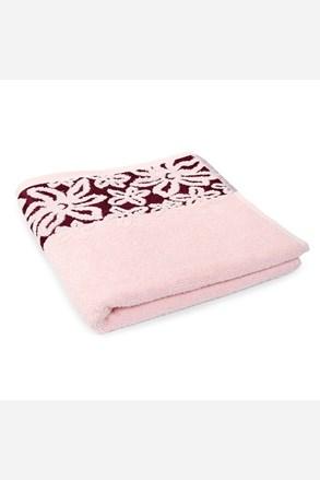 Ręcznik Fiore różowy