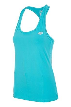 Damska koszulka sportowa 4F Fitness 04 Dry Control