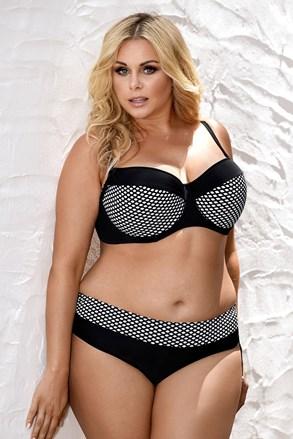 Dwuczęściowy damski kostium kąpielowy Clover