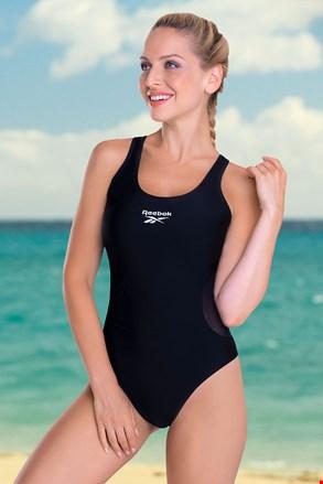 Jednoczęściowy strój kąpielowy Reebok Lallie Black