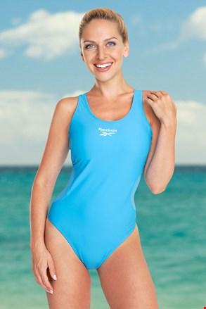 Jednoczęściowy strój kąpielowy Reebok Lallie Aqua