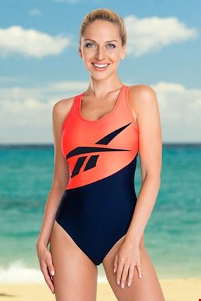Jednoczęściowy strój kąpielowy Reebok Rita