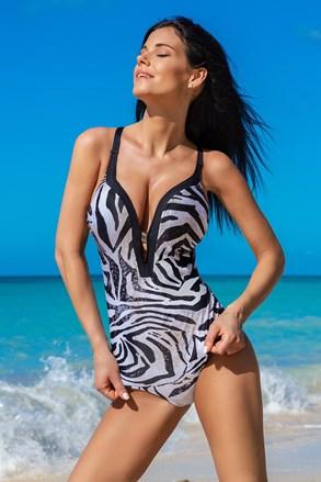Jednoczęściowy kostium kąpielowy Fussia
