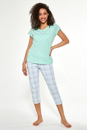 Damski trzyczęściowy komplet piżamowy Sleep
