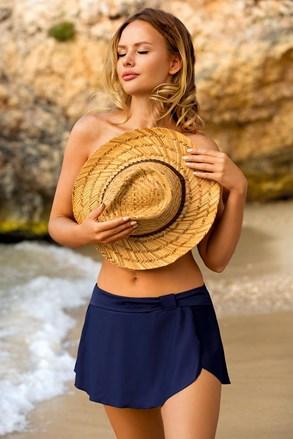Spódniczka plażowa Leya niebieska