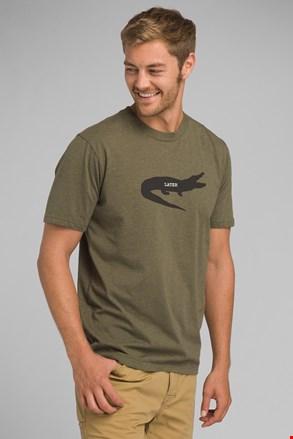 Męski T-shirt sportowy PRANA Later Alligator Journeyman