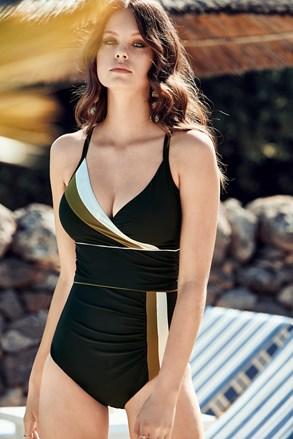 Jednoczęściowy damski kostium kąpielowy Thalia