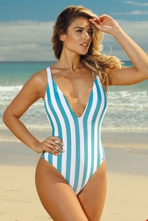 Jednoczęściowy damski kostium kąpielowy Macoli