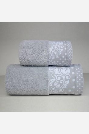 Ręcznik Melissa jasnoszary