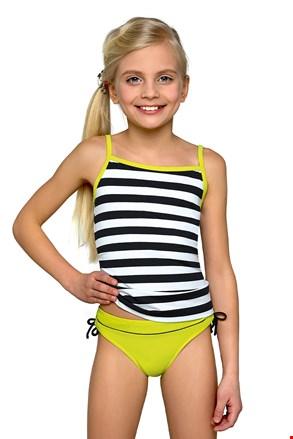 Dziewczęcy dwuczęściowy kostium kąpielowy Sunny
