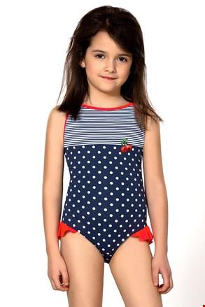 Dziewczęcy kostium kąpielowy Lanza
