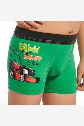 Chłopięce bokserki Lawn Mower
