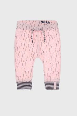 Dziewczęce spodnie dresowe Baby Girl