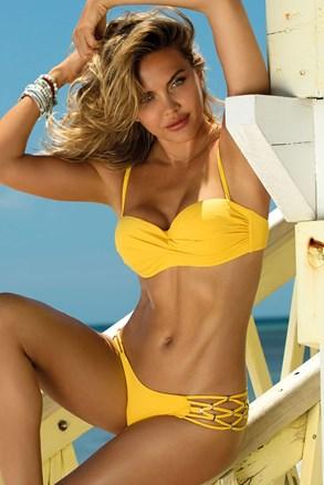 Dwuczęściowy damski kostium kąpielowy Sunny