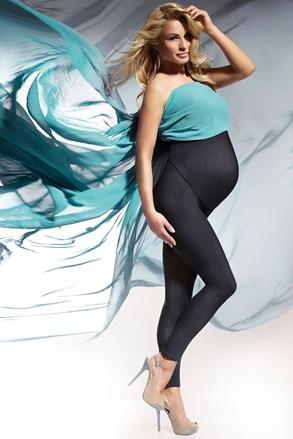 Legginsy ciążowe 200 DEN Nadia