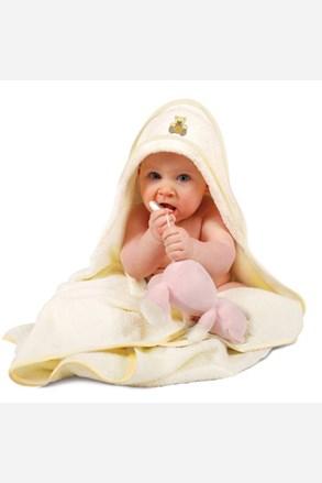 Dziecięcy ręcznik kąpielowy z kapturem Maxi