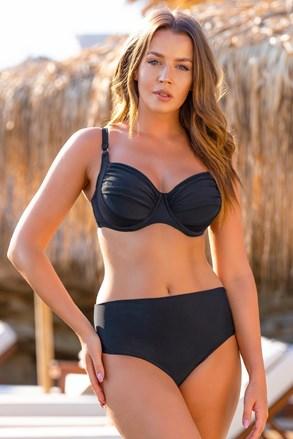 Dwuczęściowy damski kostium kąpielowy Chloe Black