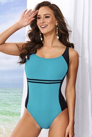 Jednoczęściowy kostium kąpielowy Clara Blue