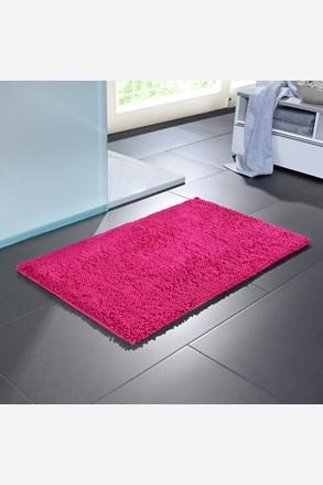 Dywanik łazienkowy Bologna różowy