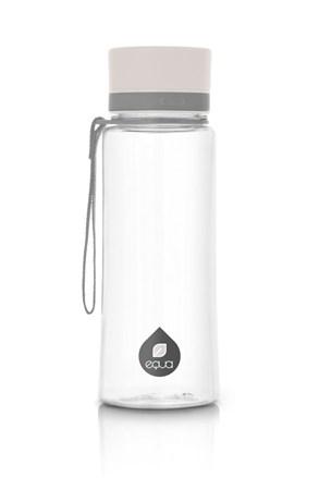 Plastikowa butelka EQUA Plain White 600 ml