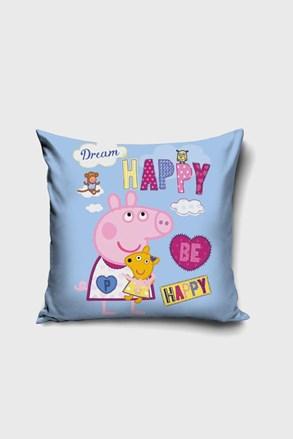 Poszewka na poduszkę Peppa Be Happy