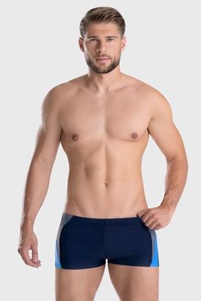 Niebieskie bokserki kąpielowe Peter