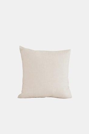 Poduszka dekoracyjna z wypełnieniem beżowa