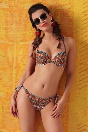 Dwuczęściowy damski kostium kąpielowy Makarska