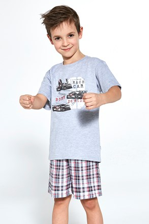 Chłopięca piżama Born to Ride