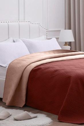 Narzuta na łłóżko Relax Red