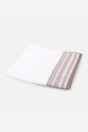 Ręcznik Piemonte brązowy