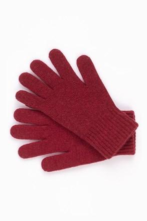 Damskie wełniane rękawiczki Reka