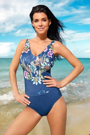 Jednoczęściowy damski kostium kąpielowy Siena