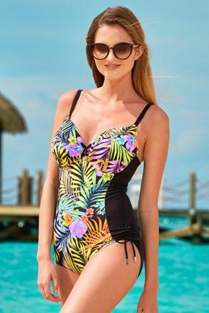 Jednoczęściowy damski kostium kąpielowy Jungle