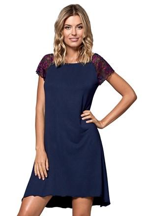 Koszulka nocna Sabrina Blue