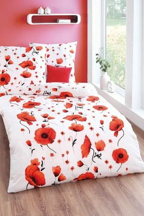 Krepowa pościel Scarlet Poppies