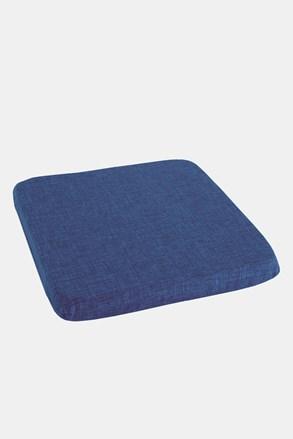 Poduszka na krzesło niebieska